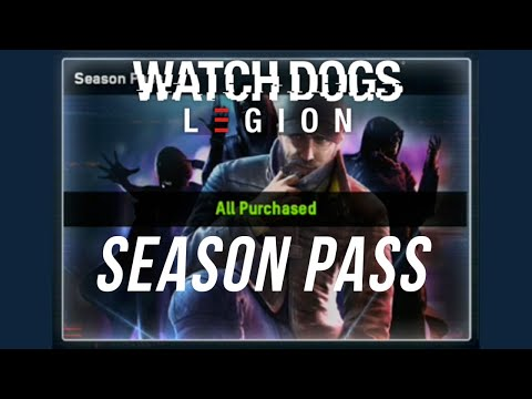 Season Pass Review: Aiden Pearce not available until Bloodlines DLC | Watch Dogs: Legion
