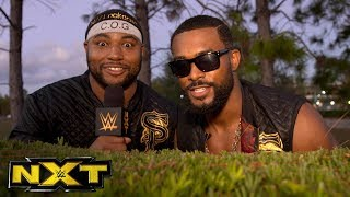 Street Profits get love from the NXT Universe: Exclusive, Dec. 20, 2017