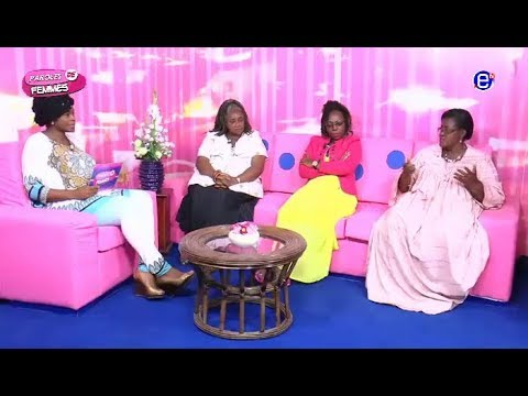 PAROLES  DE FEMMES (LA DOT: GESTE COMMERCIALE OU SYMBOLIQUE) EQUINOXE TV