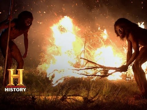 Mankind The Story of All of Us: Fire | History