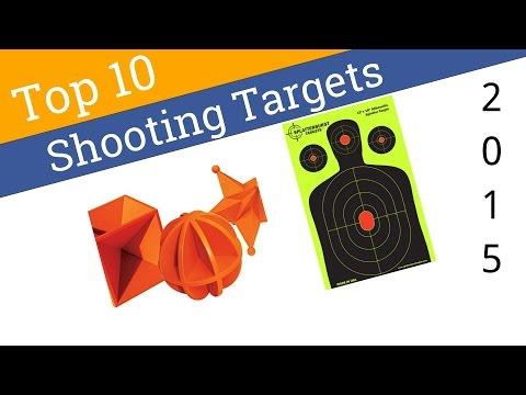 10 Best Shooting Targets 2015