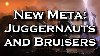 New Meta: Juggernauts and Bruisers - New Items and 4 Champion Reworks | League of Legends LoL