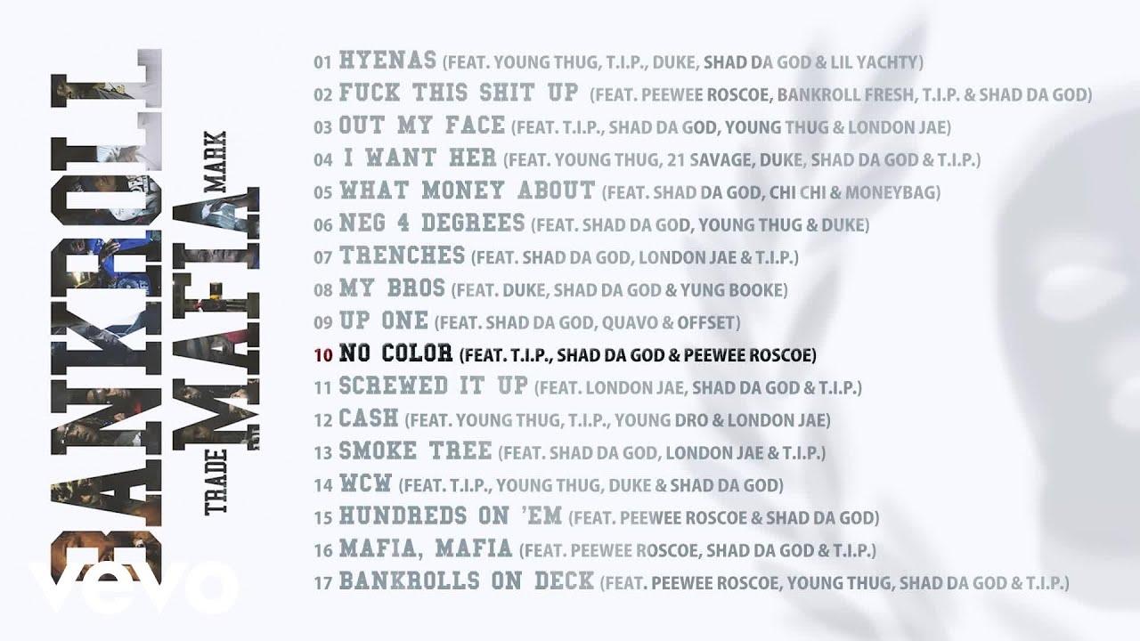 Download Bankroll Mafia - No Color (Audio)