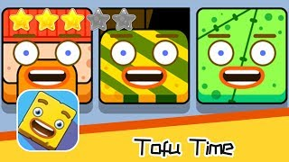 Tofu Time - VEBINSAIT, OOO - Day2 Walkthrough Addictive turn based game Recommend index three stars