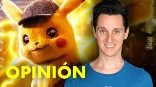 RESEÑA: Detective Pikachu - Ryan Reynolds salvó la película