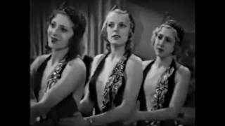 Who's Your Little Who Zis?~Song From Night World~1932 Prohibition Era Movie