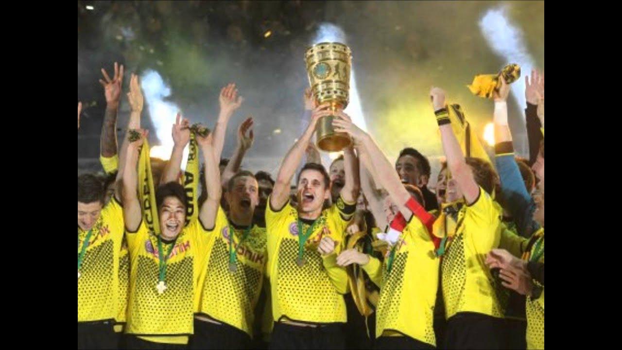 DFB PokalFinale 2012 - Borussia Dortmund 5:2 FC Bayern ...