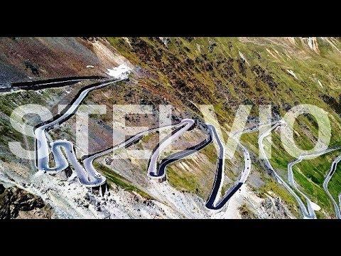 Passo Dello Stelvio (Integral) On a BMW R 1200 GS LC