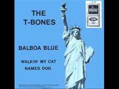 THE T BONES - BALBOA BLUE