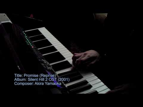 Silent Hill 2  Promise ~ Reprise Piano