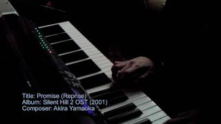 Silent Hill 2 - Promise ~ Reprise (Piano)