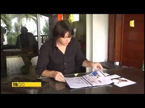 France Energies climatisation solaire Réunion premiere 4 février 2014 Arnauld DELOGE