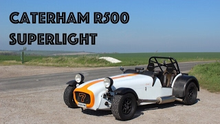 Caterham Superlight R500 Videos