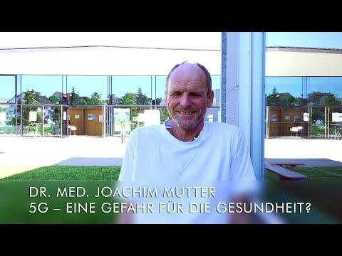 5G – Eine Gefahr für die Gesundheit? - Dr. med. Joachim Mutter - Mobilfunk, Schadstoffe, 02.06.2019