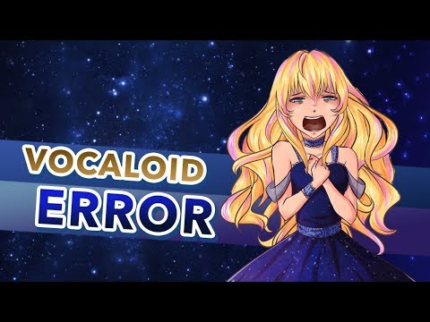 [NanoKarrin] Vocaloid – -ERROR 『POLISH』