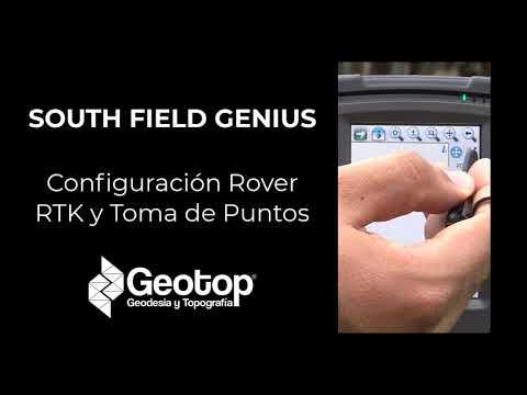 5 Configuracion Rover RTK y Toma de Puntos