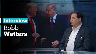Erdogan-Trump Summit: Robb Watters, Republican strategist