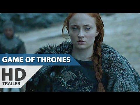 Game Of Thrones Season 6 Trailer 2 (2016) HBO Series HD