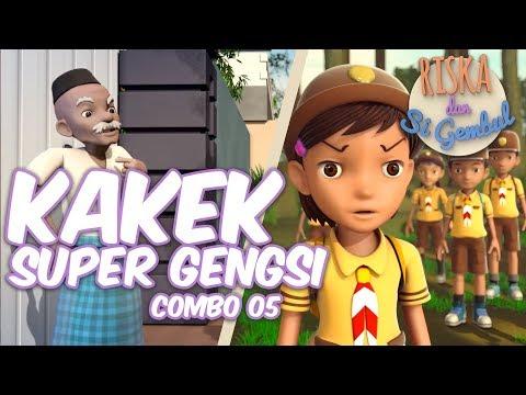 Riska dan Si Gembul - Kakek Super Gengsi - Combo 05