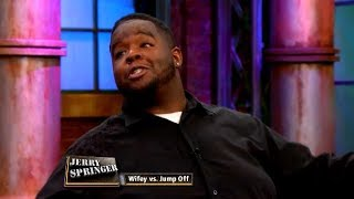 Threesome Gone Wrong! (The Jerry Springer Show)