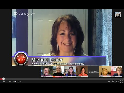 Episode #73 Penny Peddie Guest Host - How the Hangout With Michael Show Has Influenced Viewers Li...