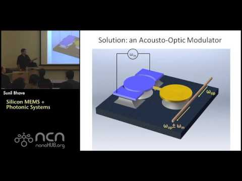 Silicon MEMS + Photonic Systems