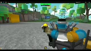 Roblox [Inovation event] How to get the robot dog and spear