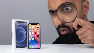 iPhone 12 Mini UNBOXING