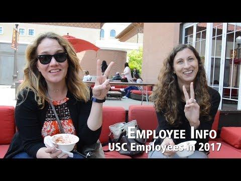 USC Employees in 2017