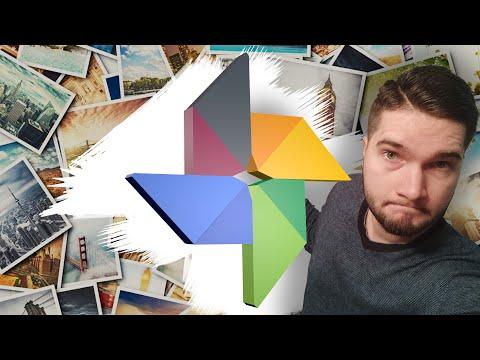 Google Фото - Бесплатное безлимитное хранилище фото!