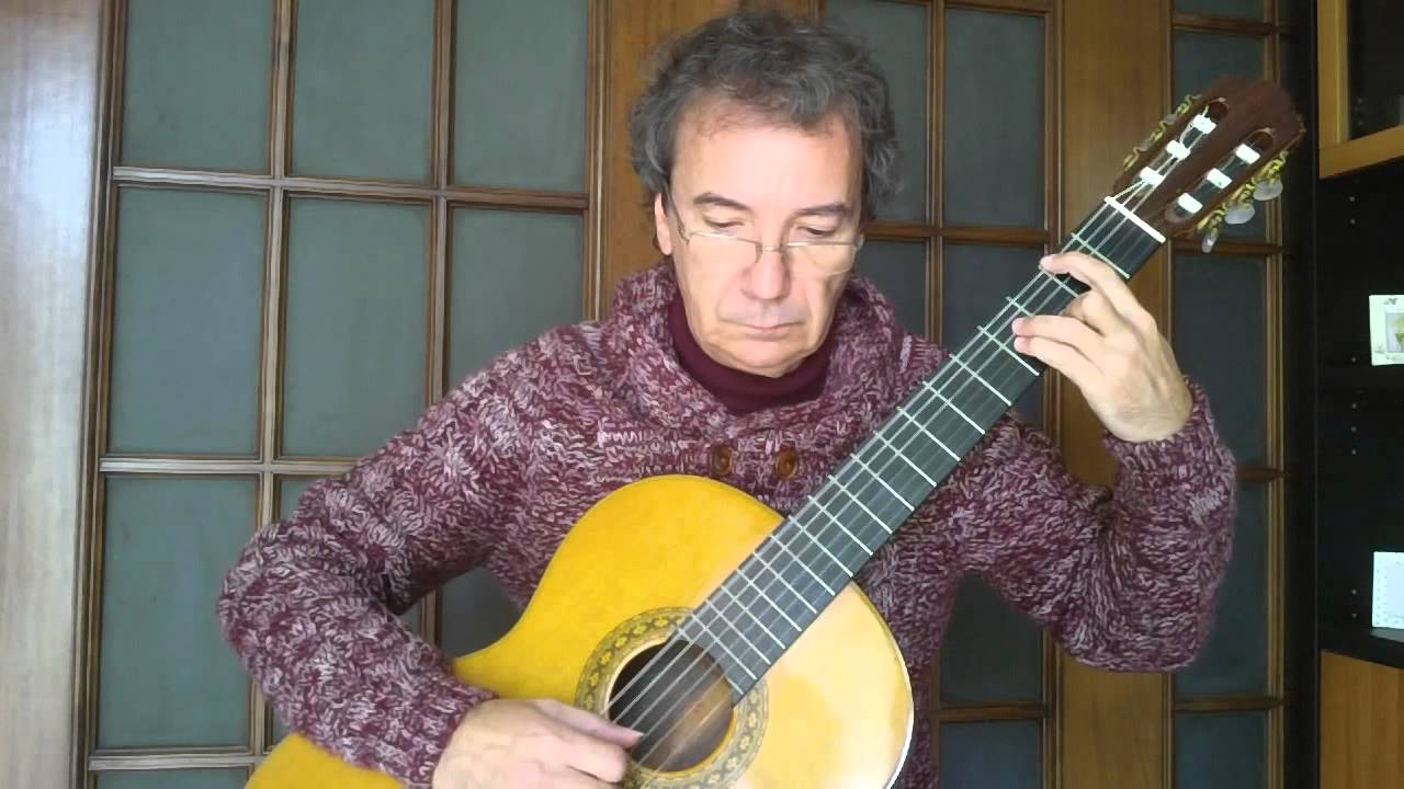 La Mer Classical Guitar Arrangement By Giuseppe Torrisi Youtube