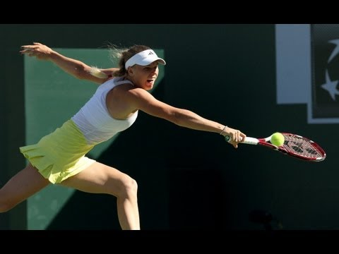 2013 BNP Paribas Open Day 6 WTA Highlights