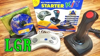 LGR - QuickShot's 1996 PC Game Starter Kit