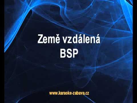 Země vzdálená - BSP Karaoke tip