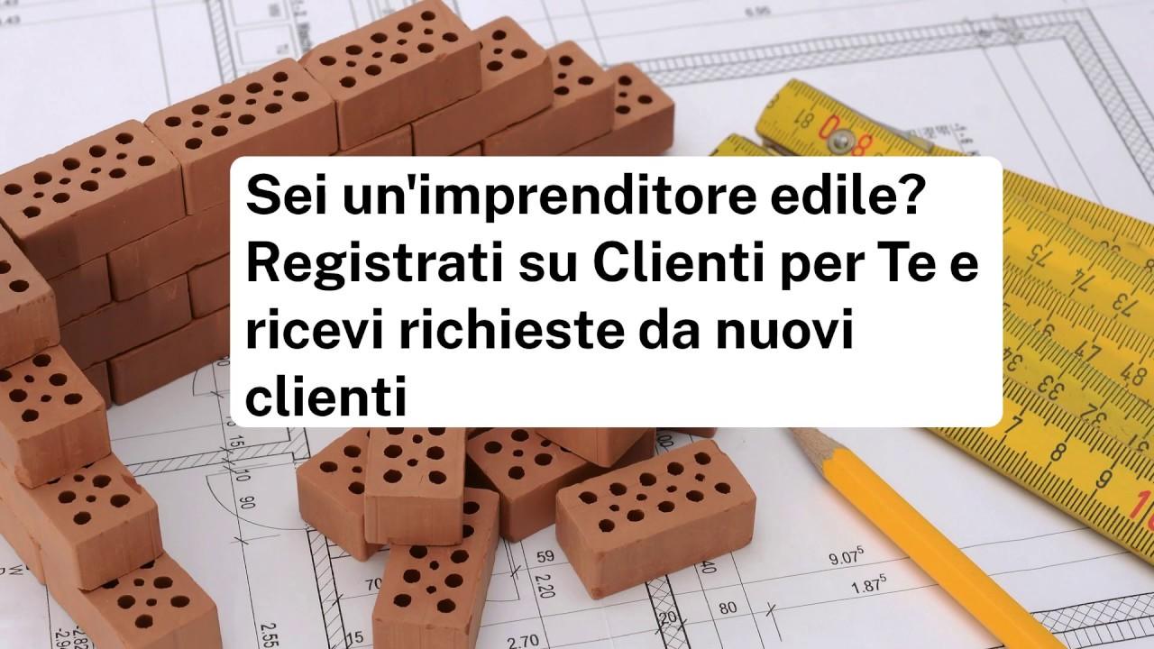 Clienti Per Imprese Edili clienti per imprese edili