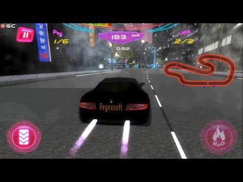 GCR 3D Girls Car Racing 3 - Speed Car Street Racing Games - Android Gameplay FHD