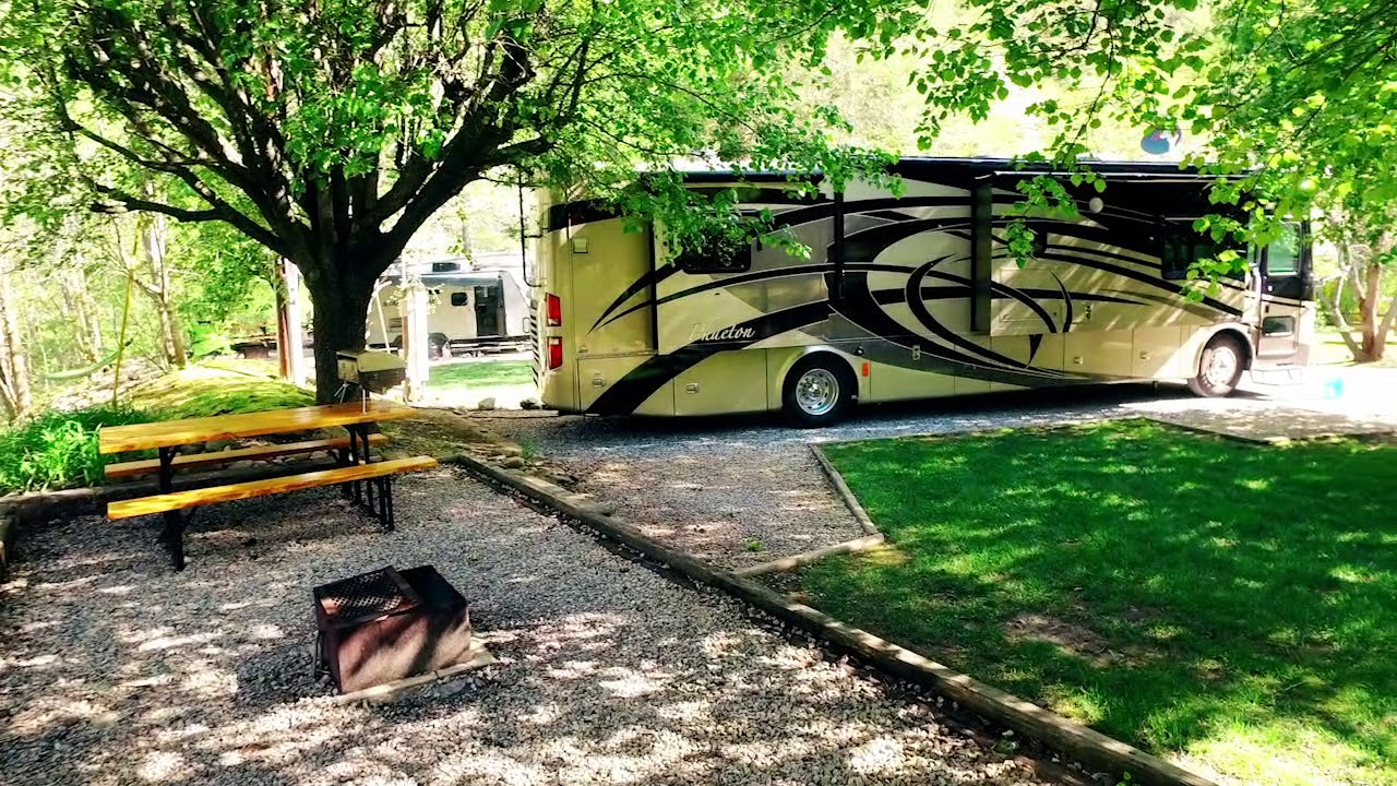 RV Campgrounds & Campsites in NC | Mountain Stream RV Park
