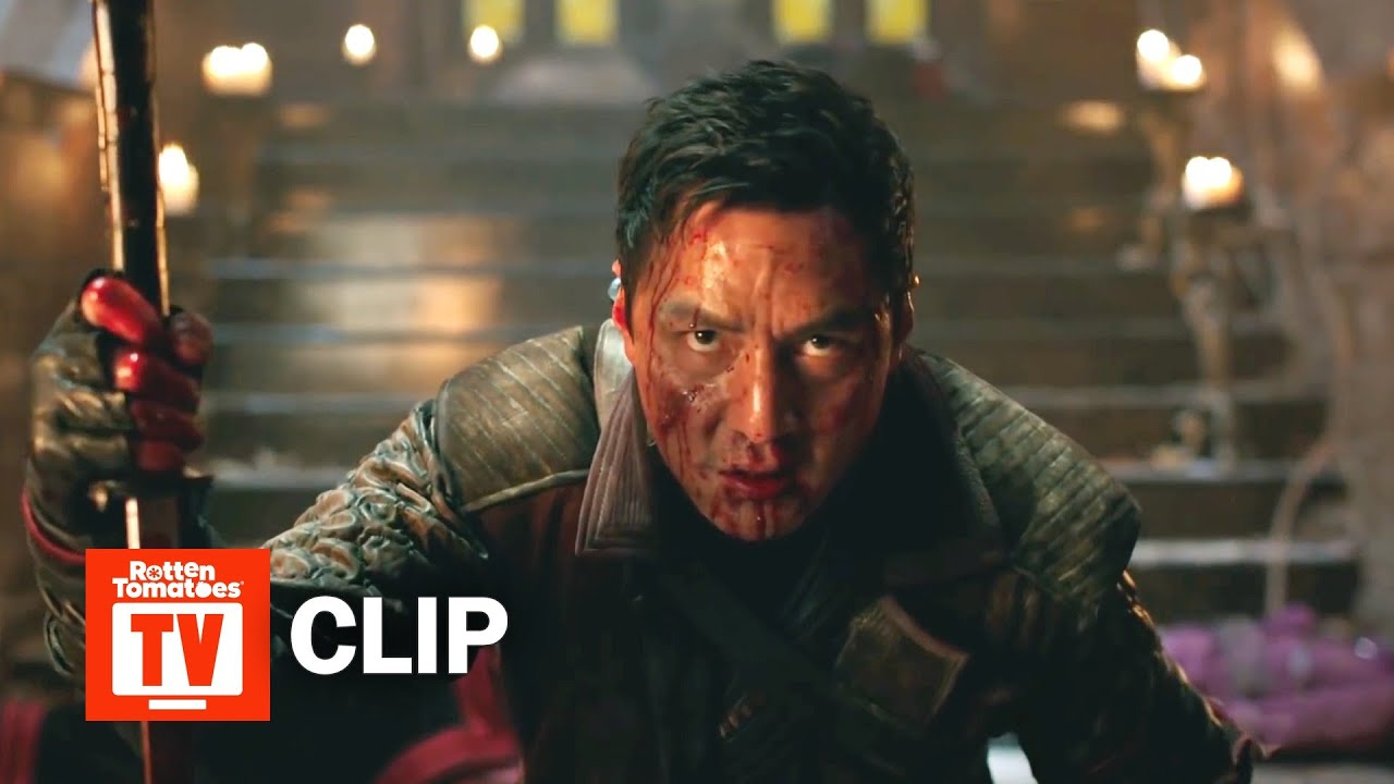 Into The Badlands S03e16 Series Finale Clip Battle For The Badlands Rotten Tomatoes Tv Youtube