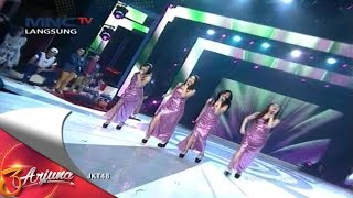 "JKT48 "" Halloween Night "" ( Dangdut Version ) - 3 Arjuna (1/9)"