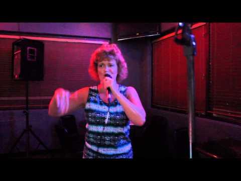 KARAOKE MIKE SHOW LOU ANN SINGING PROUD MARY