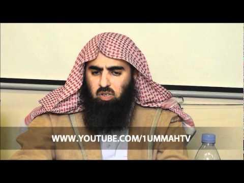 Shaykh Muhammad Al Luhaidan I Surah Abasa - YouTube