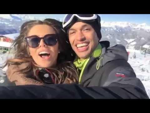Vlog 19 Wintersport Flachau Oostenrijk Laura Ponticorvo