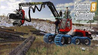 🚜ГОД 2. НАЧАЛО ПОСЕВНЫХ РАБОТ НА 'ЯГОДНОМ'Farming Simulator 19