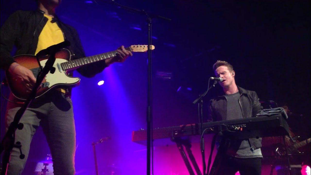 Kodaline - Honest live (Stockholm 2018)