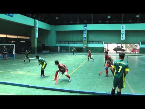 Indoor Hockey: NHC vs DKI ( Part 1 )