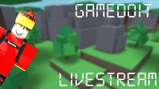 Roblox | Roblox Live stream! PG (Long Stream) road to 300!