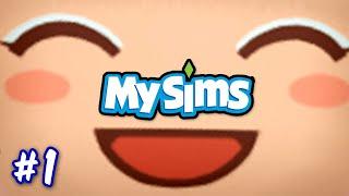 HERE WE GO AGAIN! - MySims (Wii) - Part 1
