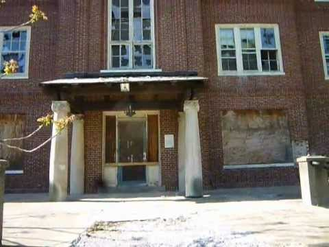 Mclean Hospital abandoned building