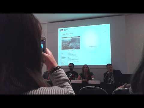 Panel discussion: Digital Media & Ukraine, Global Media Forum 2014