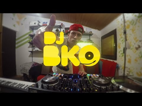 DJ BKO - BON VOYAGE x PONTEME x YA SALAM ( MINIMIX )
